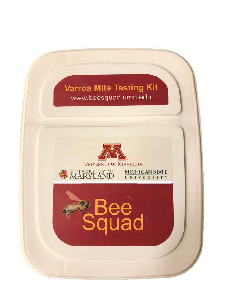 Bee Squad Varroa Mite Testing Kit