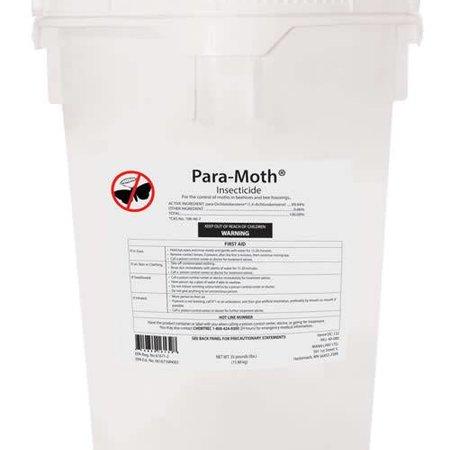 Para Moth Wax Moth Control 35 lbs.
