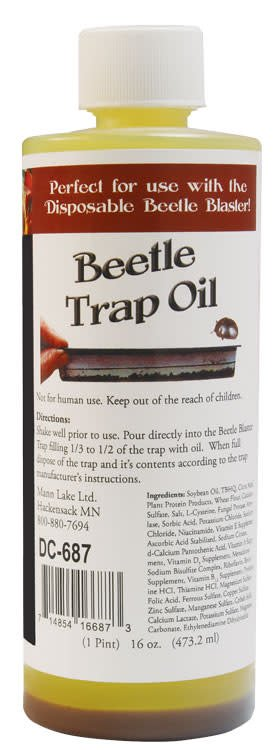 Beetle Blaster Oil