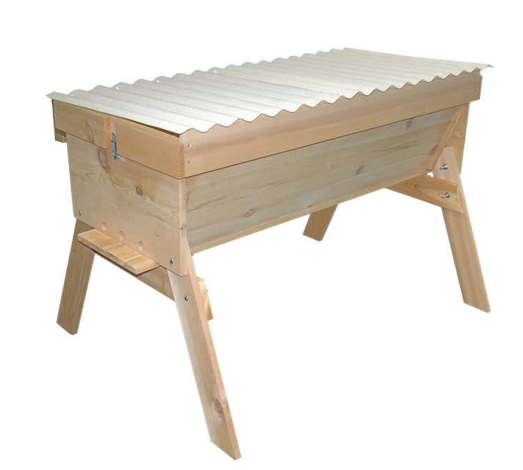 Top Bar Unassembled Hive Set