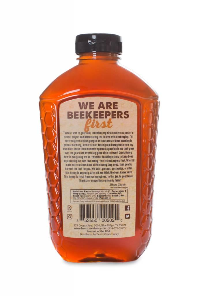 2 lb. Bottle Honey