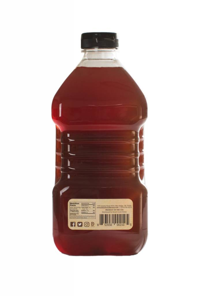 5 lb. Bottle Honey