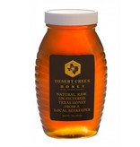 1 lb. Glass Jar of Honey