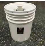 5 Gallon Bucket of Honey