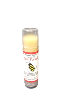 Bee Relief Muscle Rub