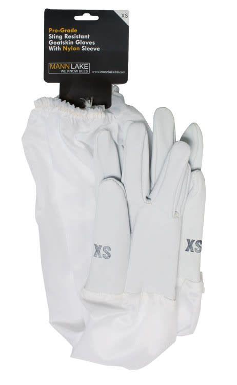 Pro Grade Child Goatskin Gloves