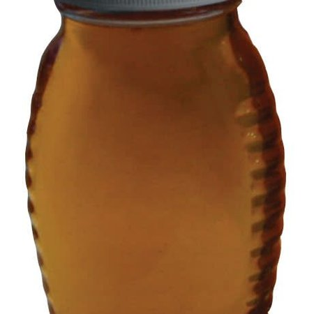 Queenline Glass Jar w/o Lids 8 oz. 24 pk
