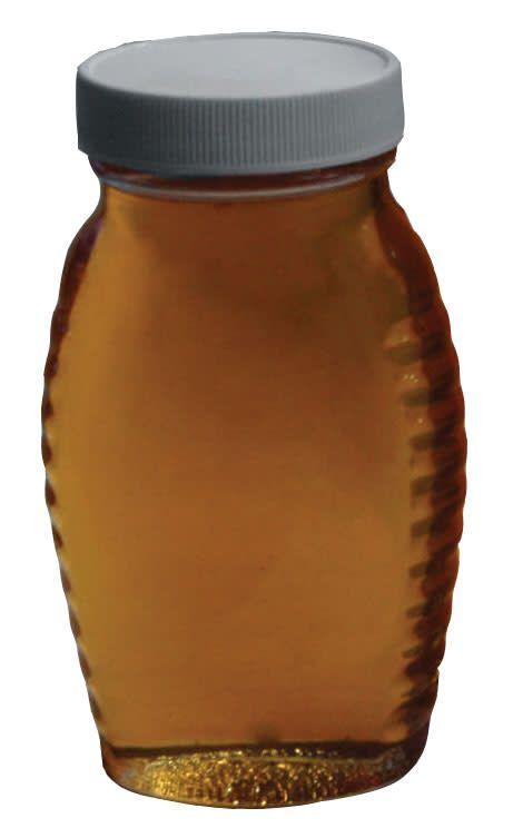 Queenline Glass Jar w/o Lids 8 oz. 24 pk
