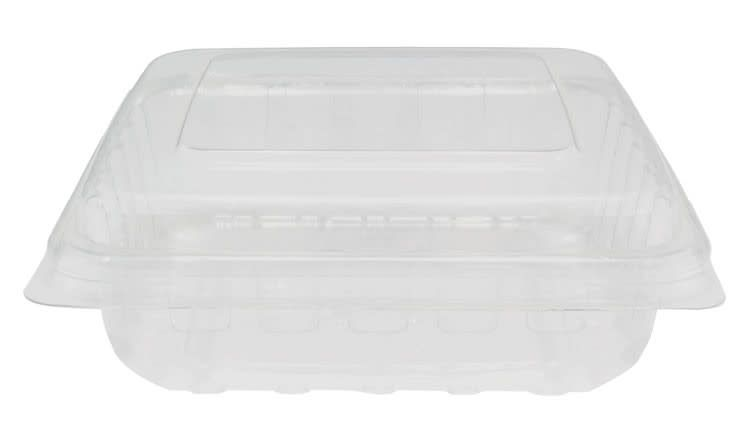 10 Pack Clamshell Boxes