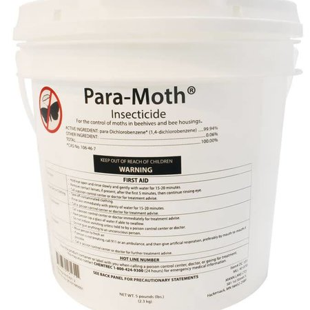 Para Moth Wax Moth Control 5 lbs