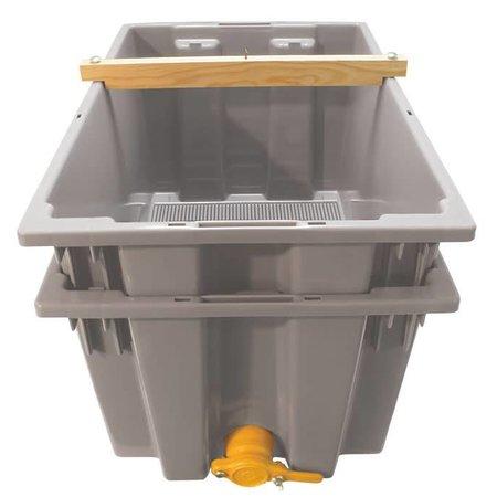Plastic Uncapping Tank