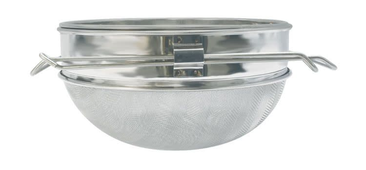 Double Sieve-Stainless Steel