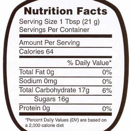 Nutrition Labels - Medium 250 roll