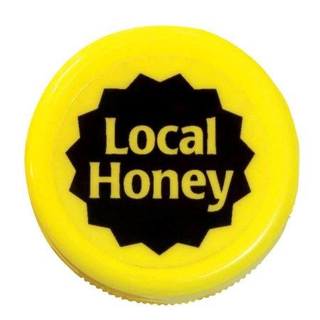 Local Honey Label