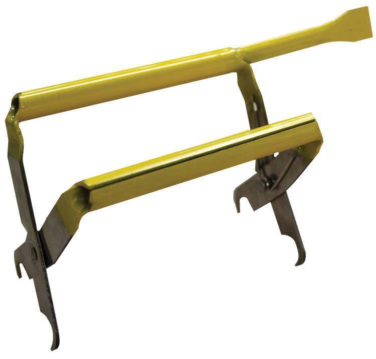 Frame Grip with Tool