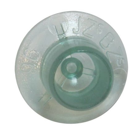 JZ BZ Base Mount Cell Cups-Green 100 Pk