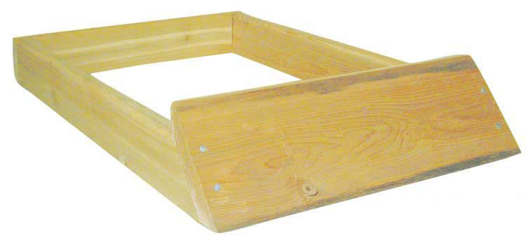 8 Frame Hive Stand (Pine)