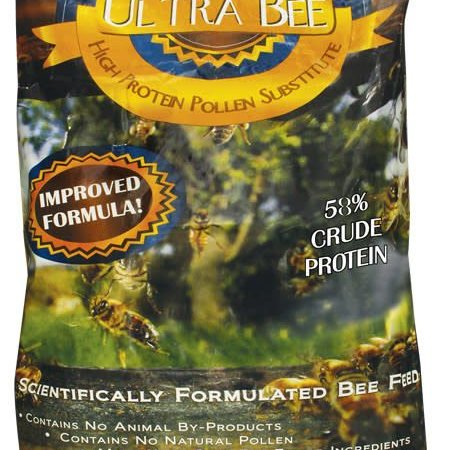 Ultra Bee Pollen Substitute - 50 lbs