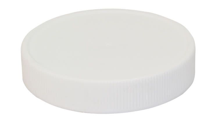 12 pack Plastic Lids for 1 lb Queenline Glass Jars