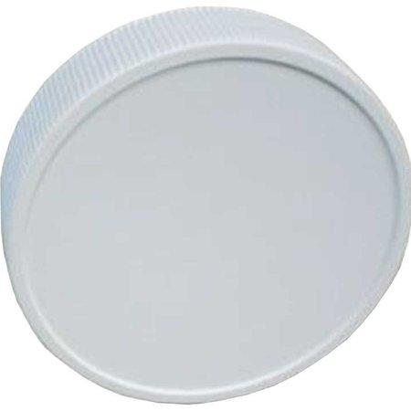 12 pack Plastic Lids for 2 lb Queenline Glass Jars