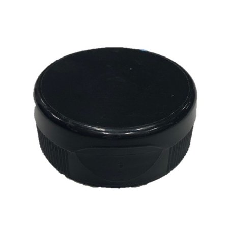 12 pack black dripless flip top lids