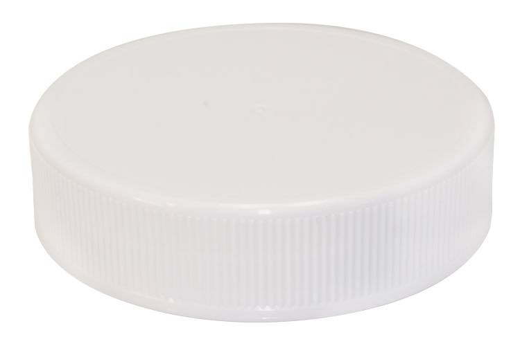 6 pack Plastic Lids for 4 lb. Queenline Glass Jars