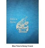 Time Is Honey V-neck