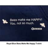 Bees Make Me Happy T-shirt