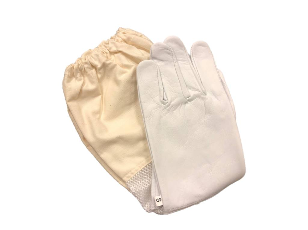 Goatskin Vented Beekeeping Gloves