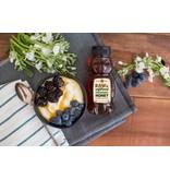 12 oz Bear Organic Raw Honey