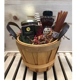 Cinnamon Honey Basket