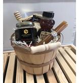 Pecan Harvest Basket