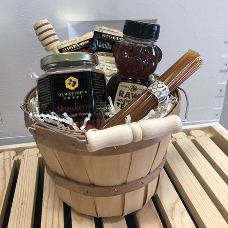 Pecan Harvest Basket
