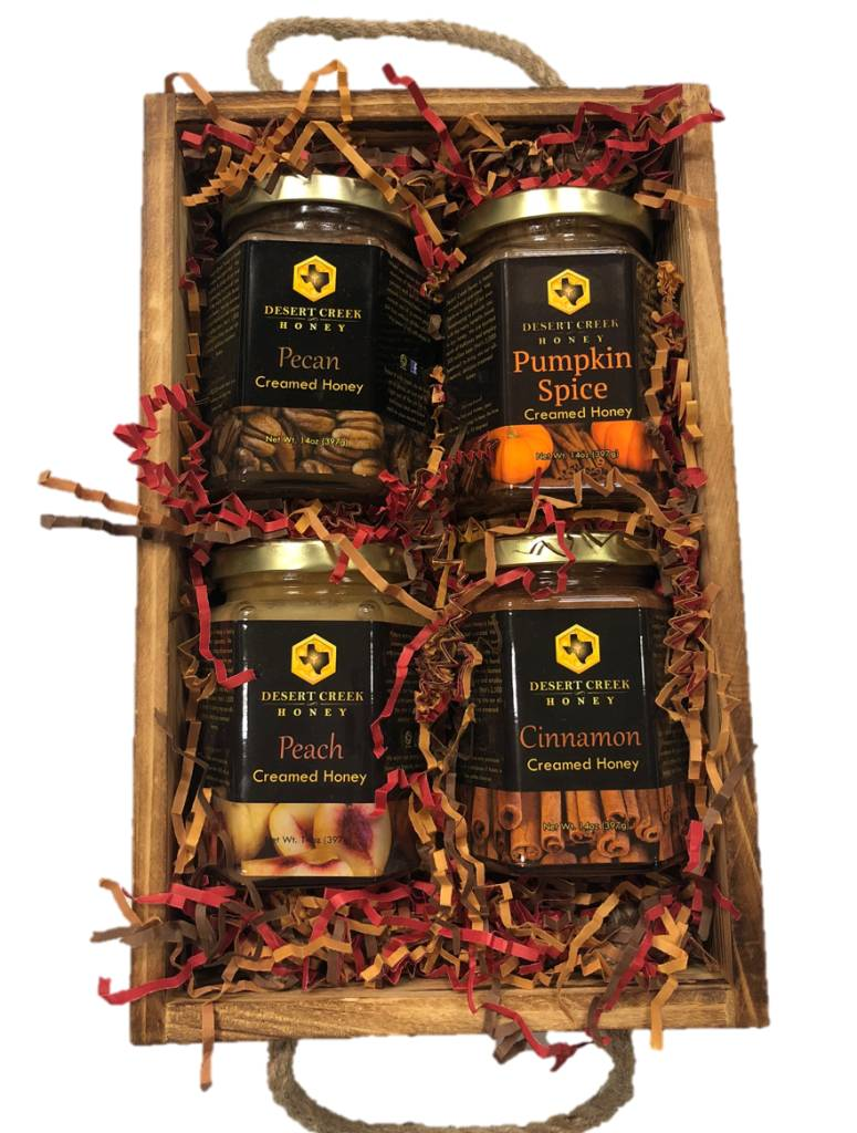 Creamed Honey Gift Basket