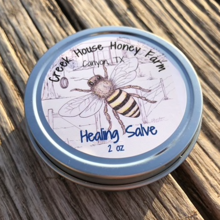 Creek House Healing Salve