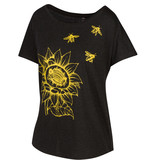 Sunflower Dolman Sleeve T-Shirt