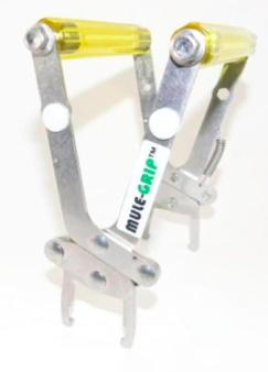 Little Mule Non-Locking Frame Grip