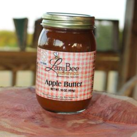 Lazy Bee Apple Butter 20 ounce