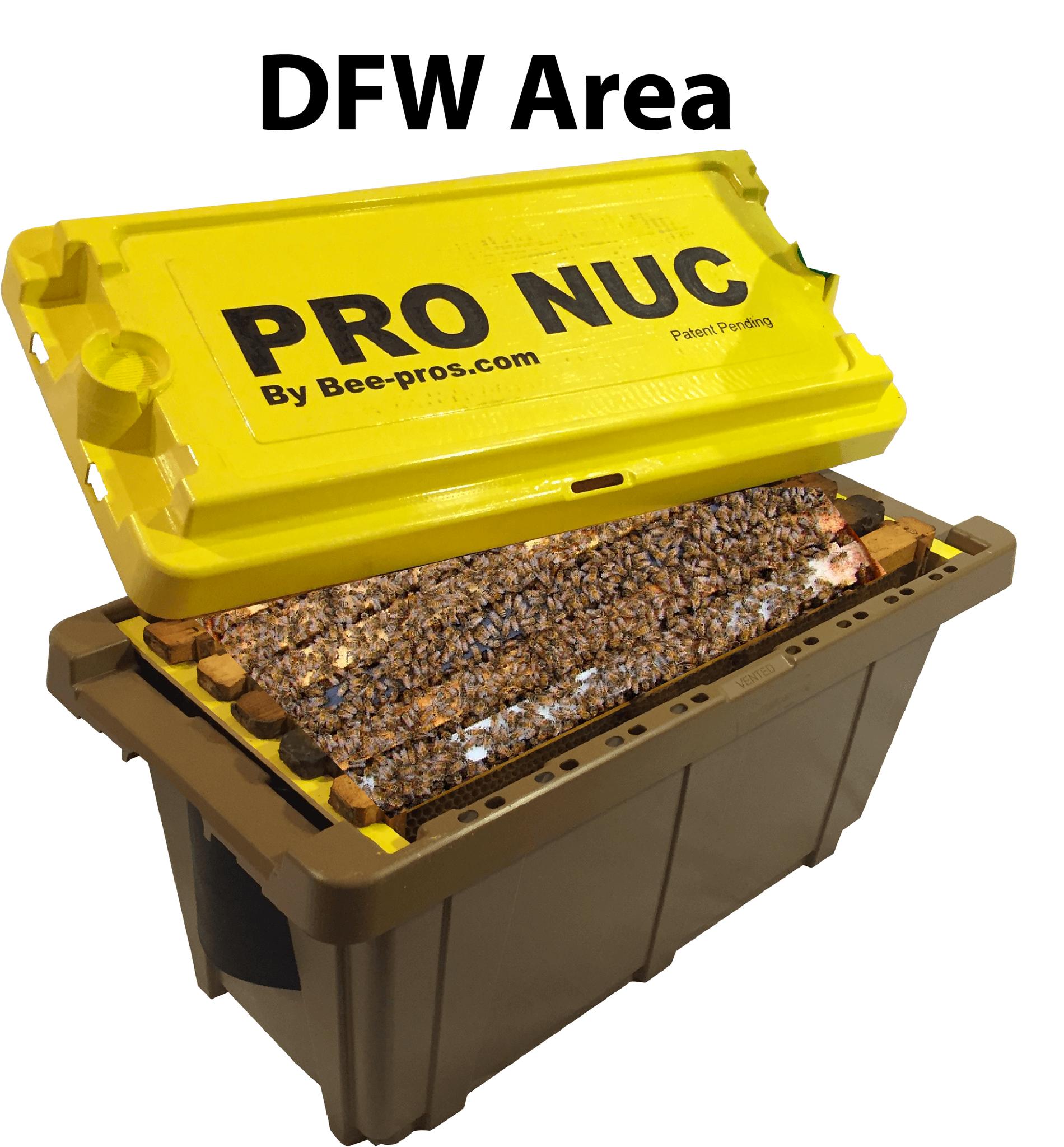 Texas 5000 Premium Nuc – Blue Ridge, TX