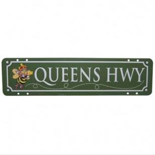 Queens Highway Sign