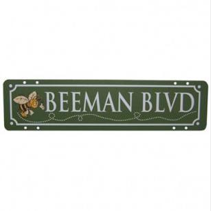 Beeman Blvd Sign