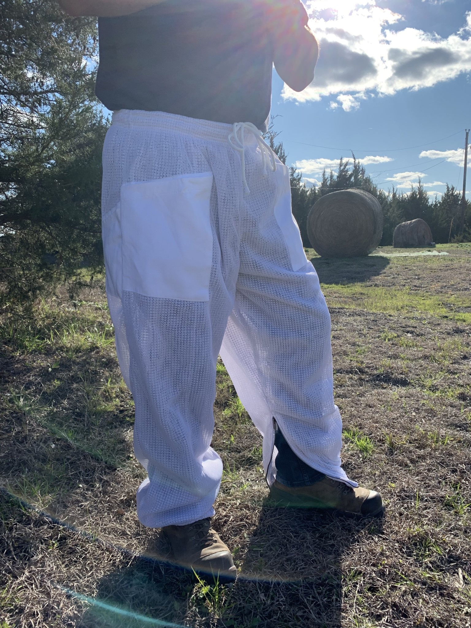Ventilated Bee Pants