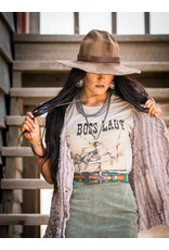 The Coyote Cowgirl Boss Lady Tee