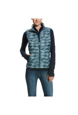 Ariat Ariat Women's Sweater Print Ideal Down Vest