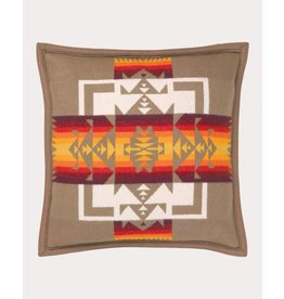 Pendleton Woolen Mills Chief Joseph Tan Pillow