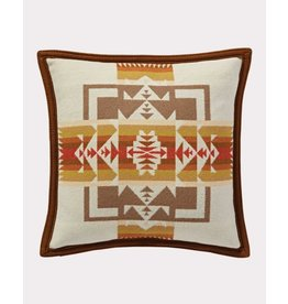 Pendleton Woolen Mills Chief Joseph Wheat Pillow