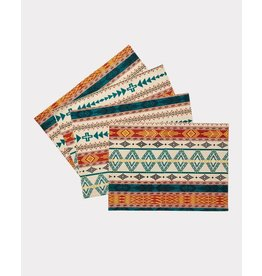 Pendleton Woolen Mills Bright Mesa Placemats, Set of 4