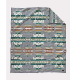 Pendleton Woolen Mills Chief Joseph Grey Blanket