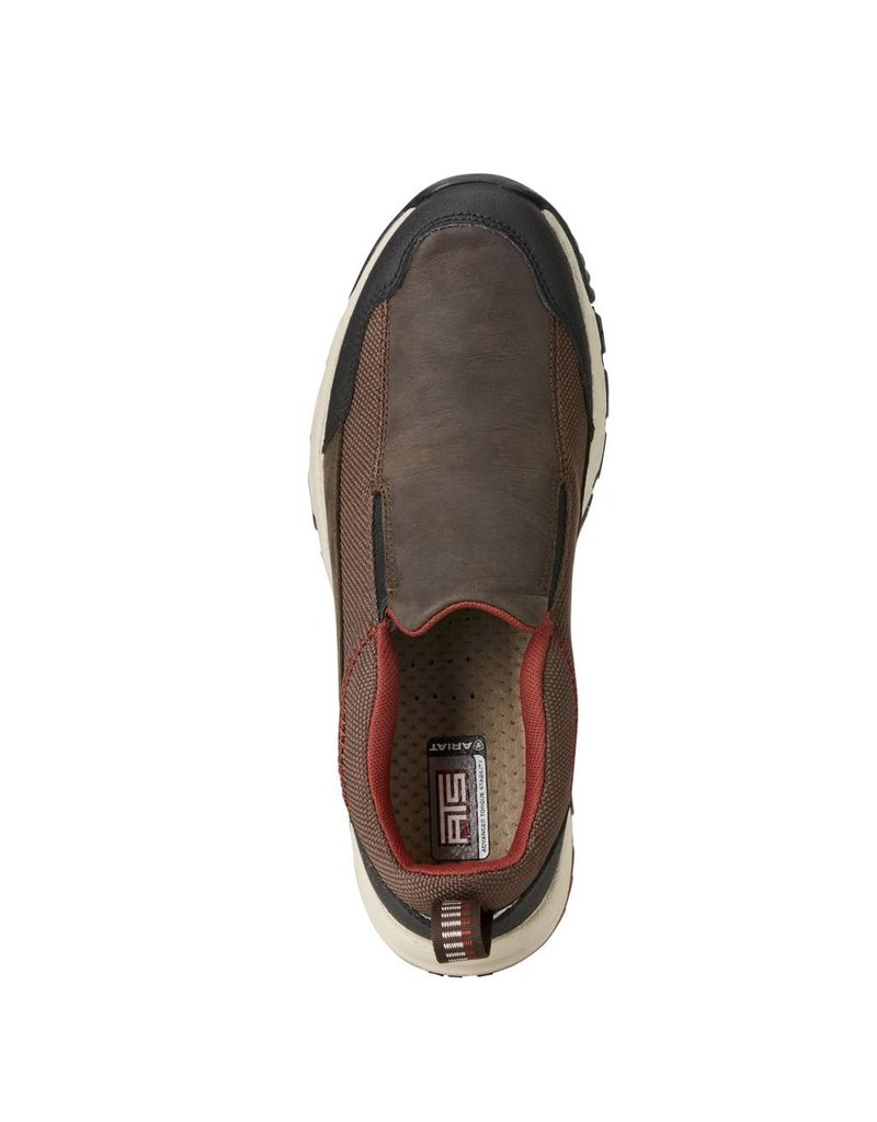 Ariat Ariat Men's Dark Chocolate Skyline Slip-On