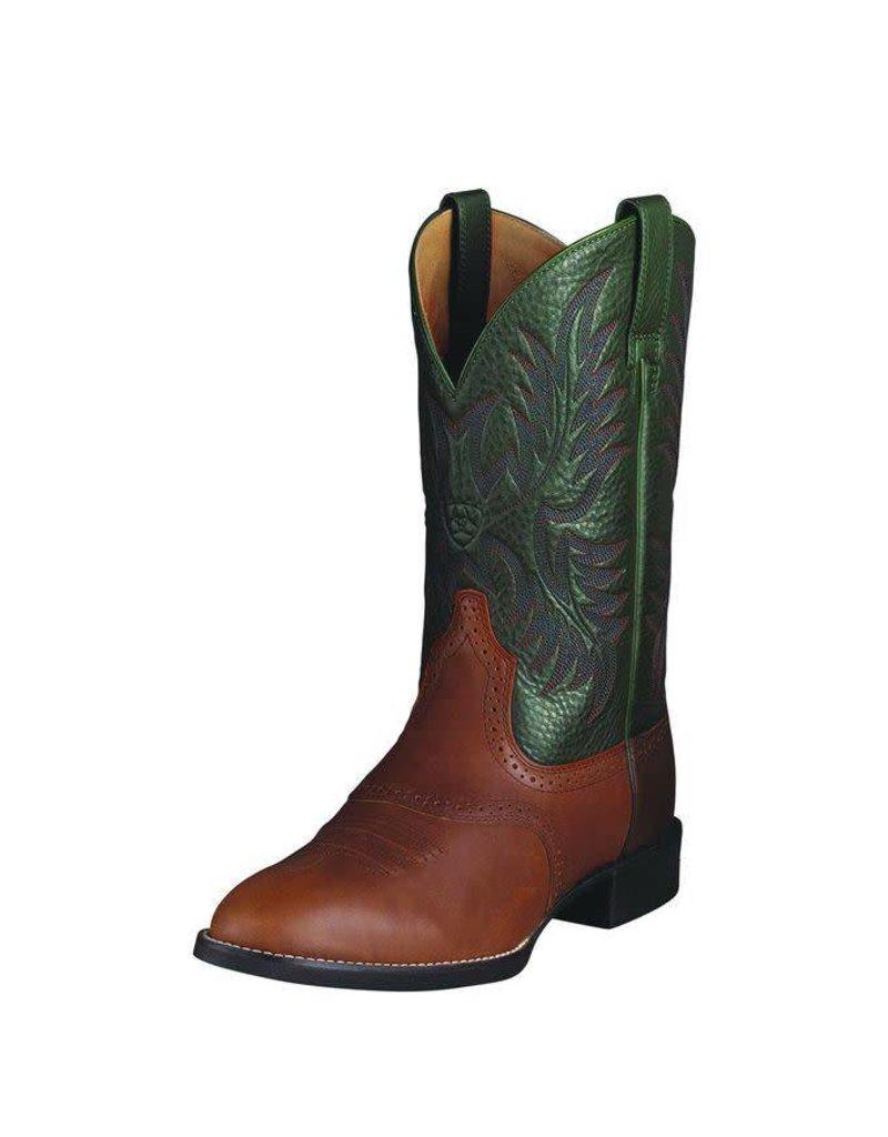 Ariat Ariat Men's Cedar Heritage Stockman Western Boots